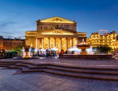 Tickets for  Bolshoi Theater in Moscow